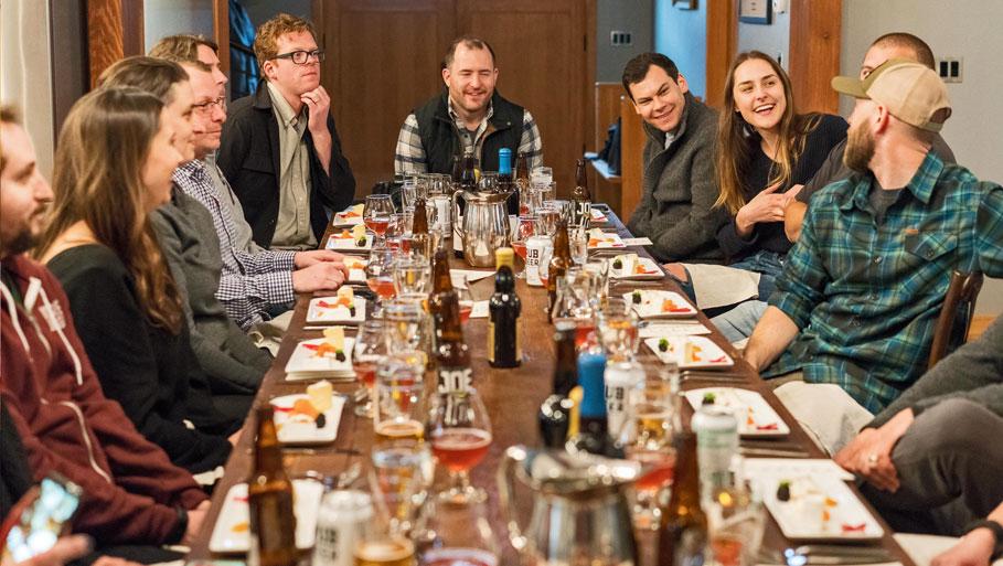 Grifo cerveza evento empresa