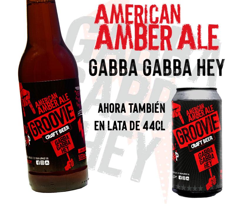Cerveza Gabba Gabba Hey